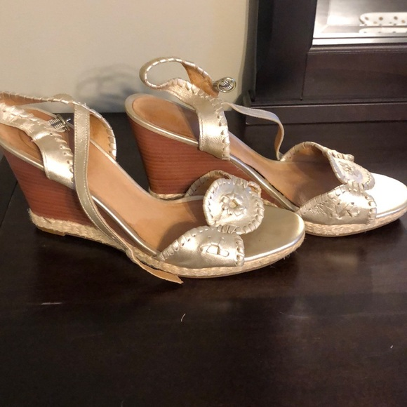 37a2f391927a Jack Rogers Shoes - Jack Rogers Clare Wedge